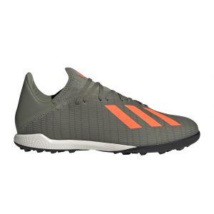 Adidas X 19.3 TF, Chaussures de Football Homme, Verleg/Narsol/Blatiz, 44 EU