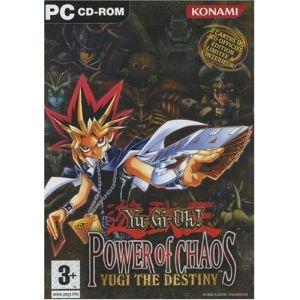 Yu-Gi-Oh! Power of Chaos : Yugi the Destiny [PC]