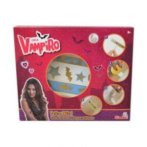 Simba Toys Coffret Tattoo métal Chica Vampiro