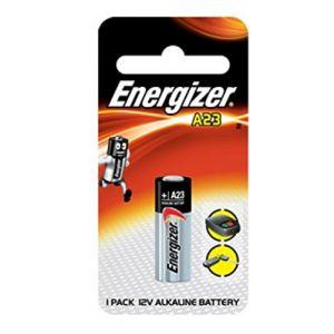 Energizer Pile 23A alcaline 12V 55 mAh