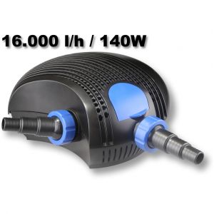 Sunsun CTF16000 16000l/h 140W SuperECO - Pompe de Bassin