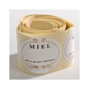 Etiquettes décoratives pour pot de miel