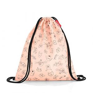 Reisenthel Mysac Kids cats and dogs rose