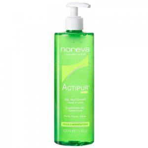Noreva Actipur - Gel nettoyant visage & corps