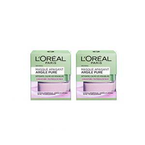 L'Oréal Masque apaisant Argile Pure