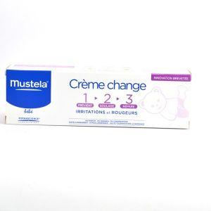 Mustela Crème pour le change 1 2 3 tube 100ml - 100 ml