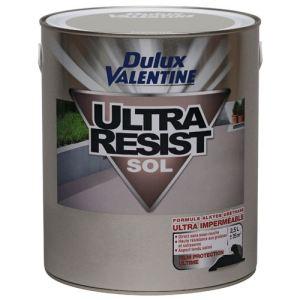 Dulux Valentine Peinture Ultra Resist Sol 2,5 Litres