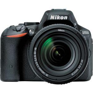 Nikon D5500 (avec objectif 18-140mm)