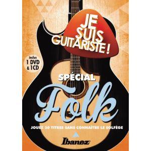 Je Suis Guitariste Folk