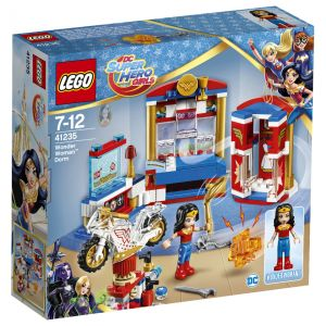 Lego 41235 - DC Super Hero Girls : La chambre de Wonder Woman