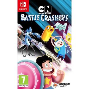 Cartoon Network Battle Crasher sur Switch