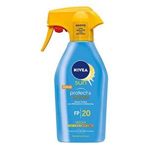 Nivea Protect & Bronze Spray Solare FP 20 Media - 300 ml