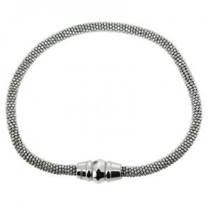 Fossil JA6294040 - Bracelet pour femme en acier inoxydable