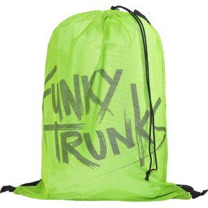 Funky Trunks Mesh Gear - Sac - vert Accessoires natation