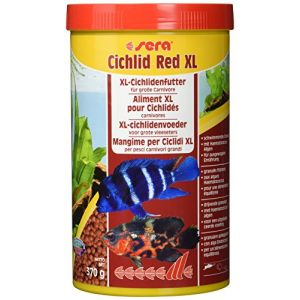 Sera Cichlidés Cichlid Red XL