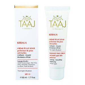 Taaj Paris Kerala - Crème éclat jour SPF15