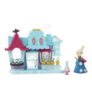 Hasbro La Reine des Neiges - Mini Poupée Elsa Glacier d'Arendelle