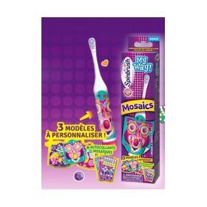 Spinbrush Kids Mosaics - Brosse à Dents Electrique enfant