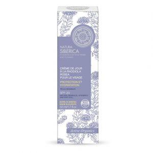 Natura siberica Crème de jour protection et hydratation - Le tube de 50ml