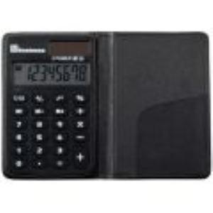 Majuscule Calculatrice de Poche 8 chiffres
