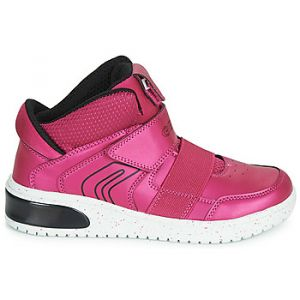 Geox Chaussures enfant J XLED GIRL rose - Taille 31,32,33,34,35