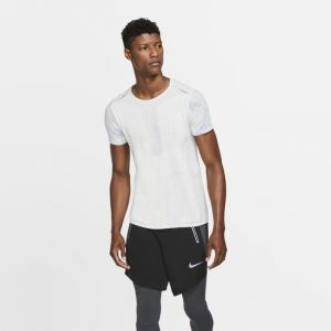 Nike Tech Pack M vêtement running homme Gris/argent - Taille S