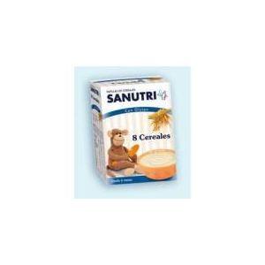 Sanutri 8 céréales 600 gr - dès 6 mois