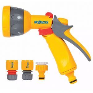 Hozelock Kit Pistolet Multi Spray + raccords