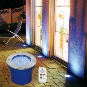 Lumihome Spot 230V encastrable extérieur 144 LED