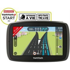 TomTom Start 40 Europe - GPS