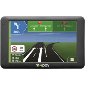 Mappy Ulti X580 Dashcam - GPS auto