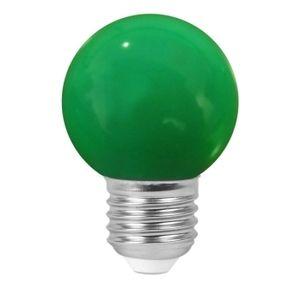 Faro Ampoule LED E27 1W/10W Boule G45 Vert