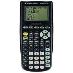 Texas instruments TI-82 Stats - Calculatrice graphique