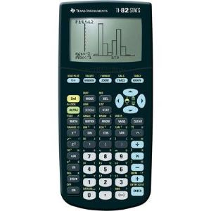 Texas instruments TI-82 Stats - Calculatrice graphique