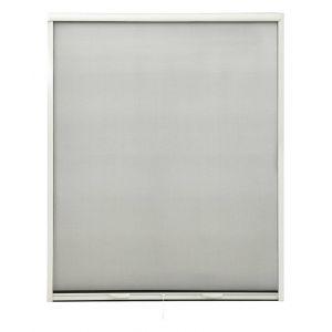 VidaXL Moustiquaire à rouleau pour fenêtres Blanc 160x170 cm