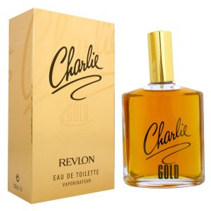 Revlon Charlie Gold - Eau de toilette pour femme