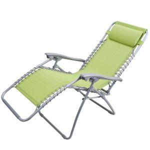 Relax multi positions pliable en textilène