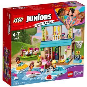 Lego 10763 - Juniors Friends : La maison au bord du lac de Stéphanie