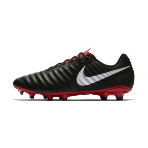 Nike Chaussures de foot Tiempo Legend VII Academy FG Noir - Taille 40 1/2