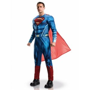 Déguisement luxe adulte Superman Dawn of Justice