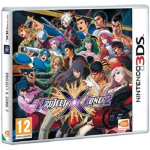 Project X Zone 2 sur 3DS, DS
