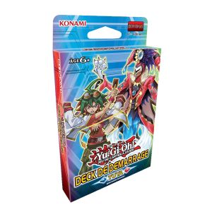 Konami Yu-Gi-Oh! - Deck de démarrage : Yuya