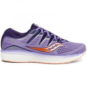 Saucony Chaussure de Running Triumph Iso 5 - Purple Peach - Femme