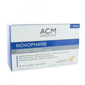 ACM Novophane ongles et cheveux