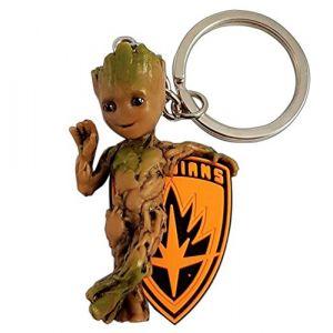 Semic Distribution Marvel Comics PVC Keychain Baby Groot Portachiavi
