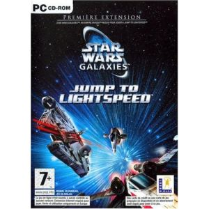 Star Wars : Galaxies - Jump to Lightspeed [PC]