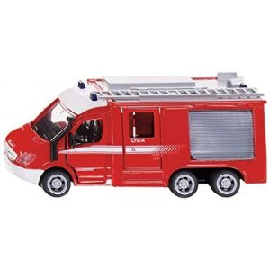 Siku 2113 - Pompiers 6 X 6 - Echelle 1/50