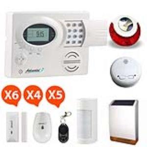 Atlantic's ST lll Kit 12 - Alarme sans fil