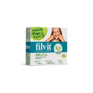 Filvit Dimethicone filtre anti-poux 125ml