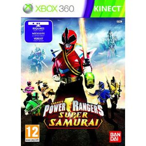 Power Rangers : Super Samurai (Kinect) [XBOX360]